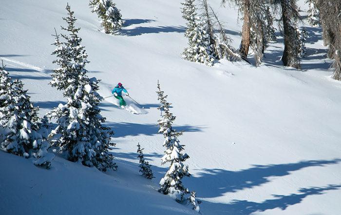 Wolf Creek Ski Terrain Groomed