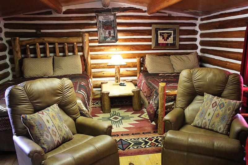 Home Chinooks Snowy Pine Cabins Rv Park South Fork Colorado