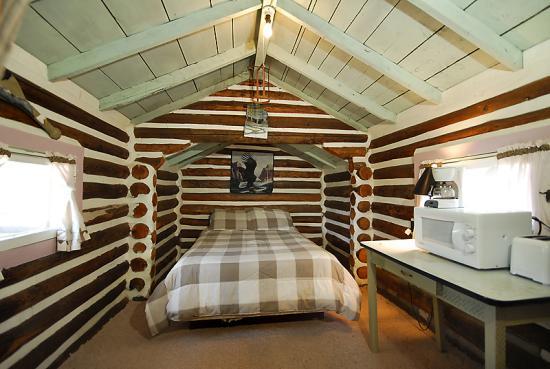Rustic Camper Cabin Summer Cabin Rentals