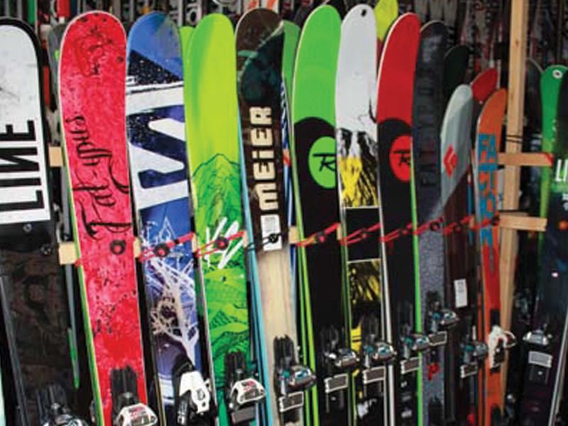 Winter Rentals & Retail | Chinooks Snowy Pine Cabins RV Park