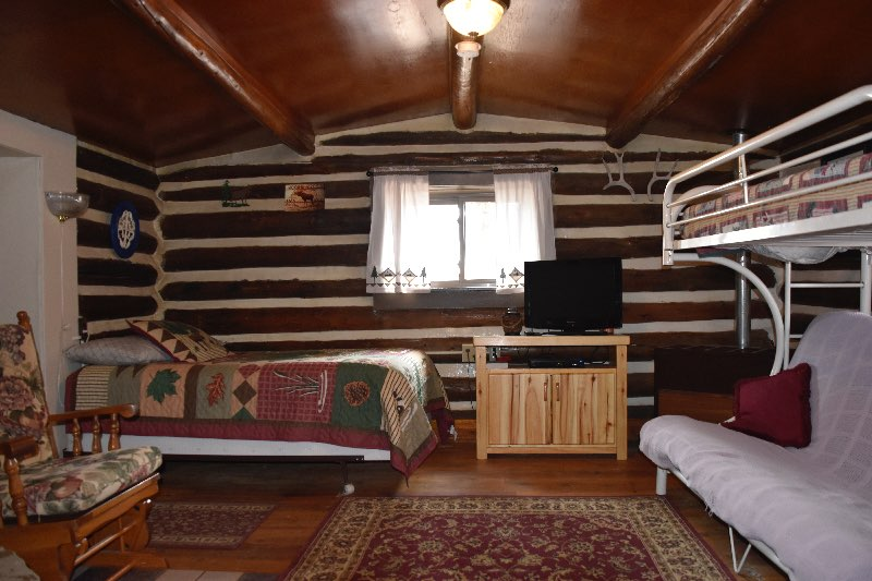 Bunk Beds Moose Lodge Cabin Rental